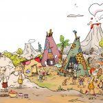 12 Okapi jeu préhistoire